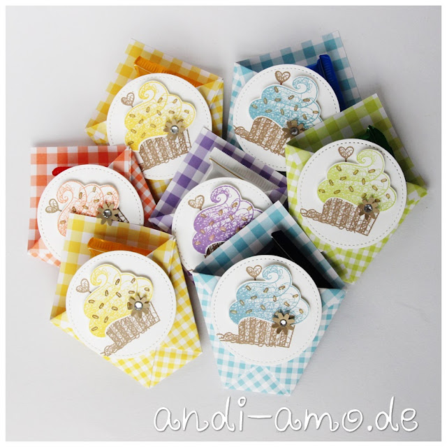 Goodies schnell gefaltet Stampin Up andi-amo