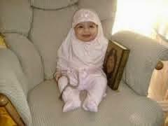 kumpulan nama bayi perempuan islami moderen