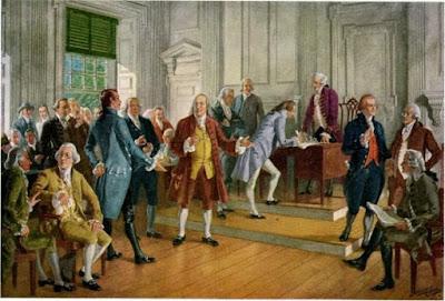 Kongres Masyarakat Koloni Amerika - berbagaireviews.com