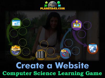 Create a Website Game