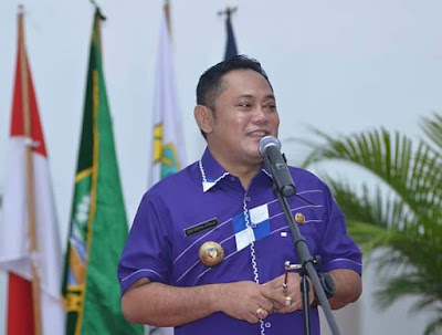 Surat Edaran Dinas Kesehatan tentang Penanganan Covid-19 di Kabupaten Bekasi