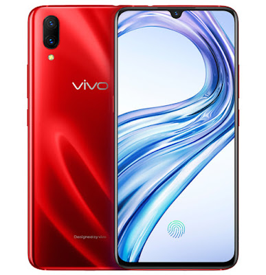 Vivo X23 with Snapdragon 670, In-display fingerprint sensor Launched