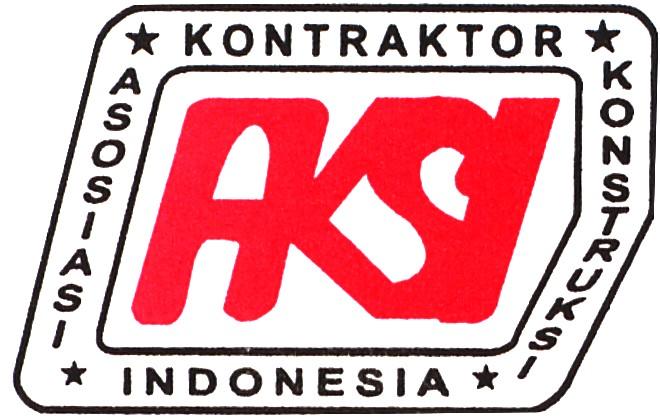 Asosiasi Kontraktor Konstruksi Indonesia Logo