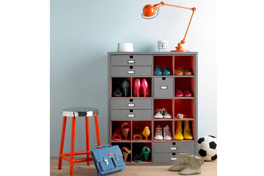 les couleurs de vos jours le blog le placard chaussures. Black Bedroom Furniture Sets. Home Design Ideas