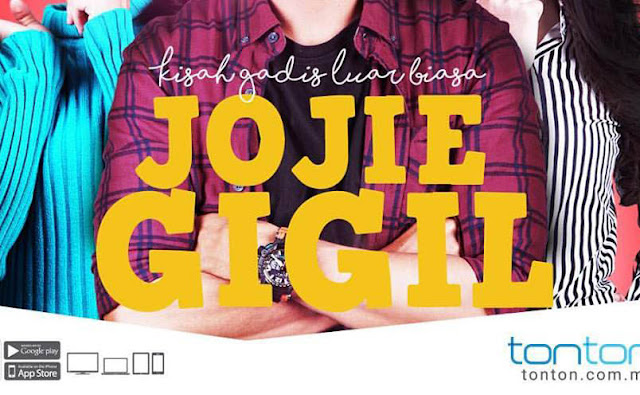 Senarai Pelakon Drama Jojie Gigil