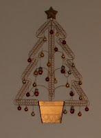 Christmas decor for wall