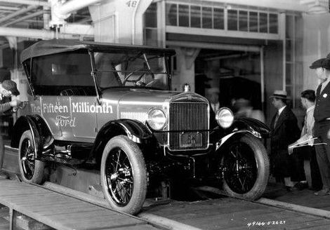First Car Made By Ford Car Company Ford T Model Auto And Carz Blog