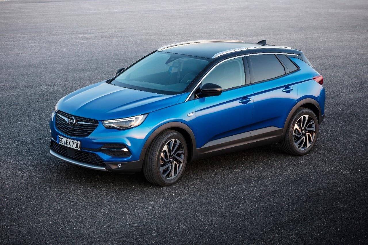 Εντυπωσιακή σχεδίαση για SUV το ολοκαίνουριο Opel Grandland X με δυναμικές γραμμές και έξυπνες αναλογίες
