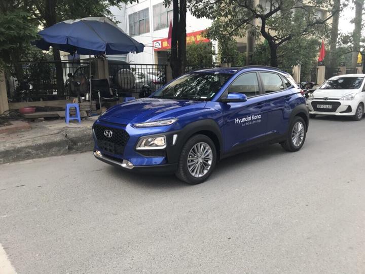 Hyundai Kona - Chọn phong cách sống đam mê