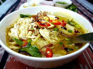 Makanan Khas Indonesia, Soto Ayam, Soto Daging