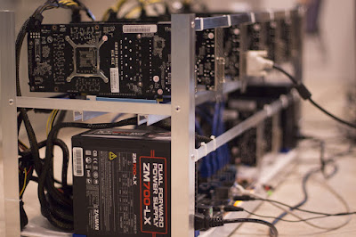 Bitcoin mining is banned in China