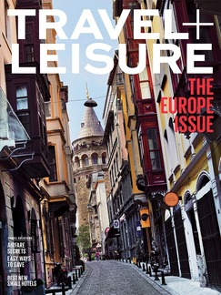 Travel Leisure Magazine May 2014