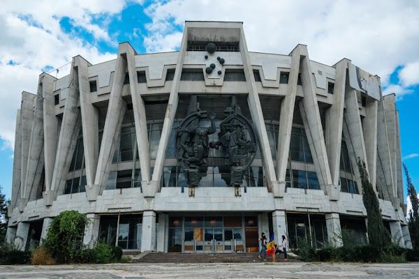 11 σοβιετικά κτήρια βγαλμένα από την επιστημονική φαντασία