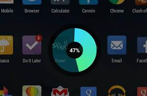 Hapus aplikasi background android