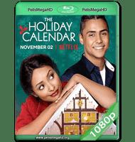 EL CALENDARIO DE NAVIDAD (2018) WEB-DL 1080P HD MKV ESPAÑOL LATINO