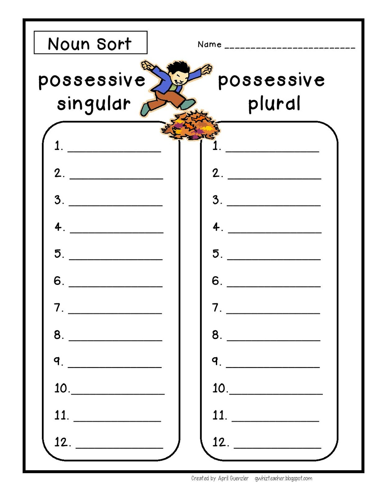 Plural Nouns Worksheets. Latest Practice Forming Plural Nouns With ...