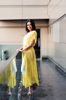 Catherine Tresa exclusive stills in Jumpsuit and Ethnic Casuals  Exclusive 37.JPG