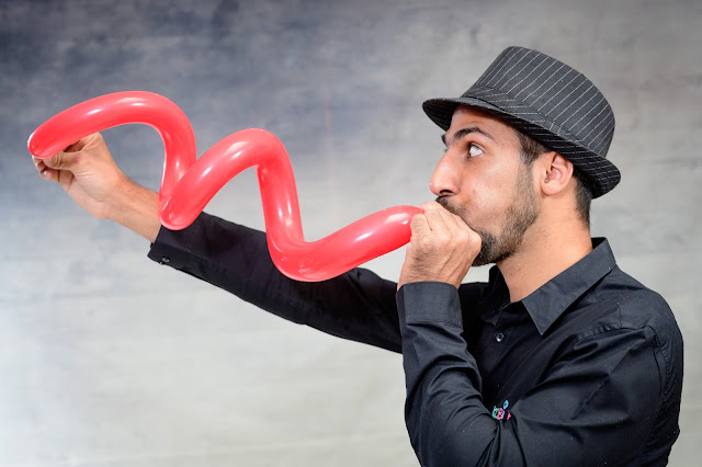 Phoenix Marketcity brings to you world renowned balloon artist- Kobi Kalimian