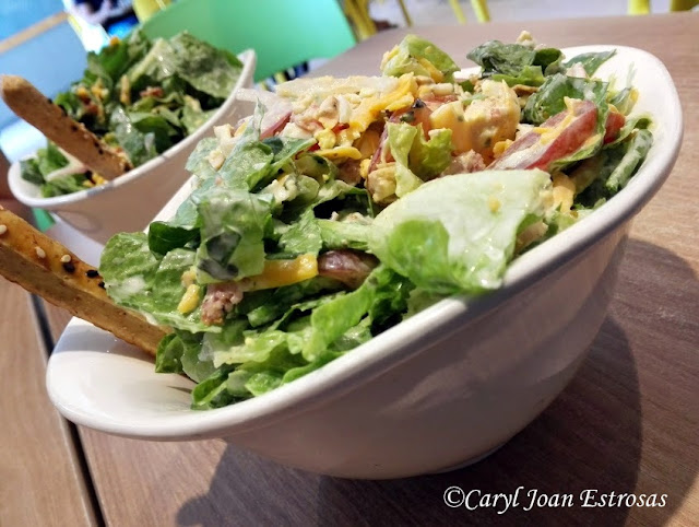 Hungry-pinay.blogspot.com: SaladStop! Cobb Salad