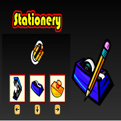 Stationery: Online Brain Training Game