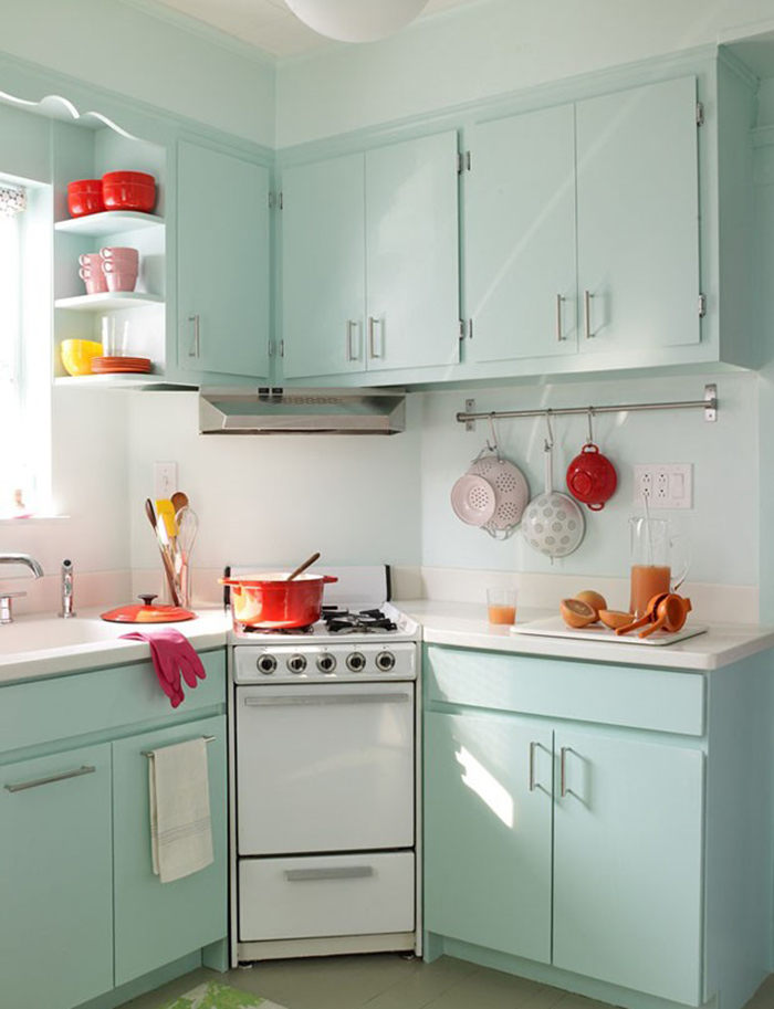 Very Small Kitchen Ideas Part - 38: 20 Modern Very Small Kitchens Ideas, For Tiny Spaces