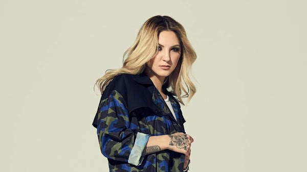 "Famosa compositora, Julia Michaels, chegou oficialmente como cantora. Ouça ""Issues""!"