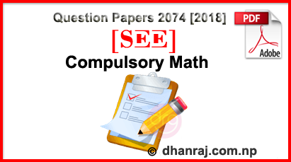 Compulsory-Math-Exam-Paper-2074-2018-RE-109CC-SEE