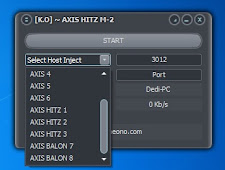 Inject [K.O] ~ AXIS HITZ M-2