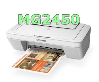 Canon PIXMA MG2450 Driver Download, Setup, Ink, Windows, Mac