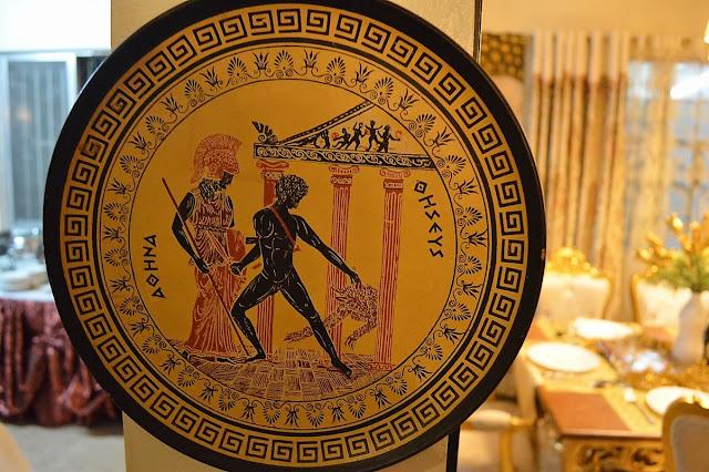 Athena and Odysseus