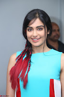 Adah Sharma Trendy Look at the Launch of OPPO New Selfie Camera F3 ~  Exclusive 049.JPG