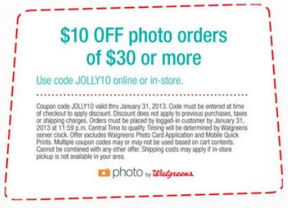 walgreens postcard coupon code