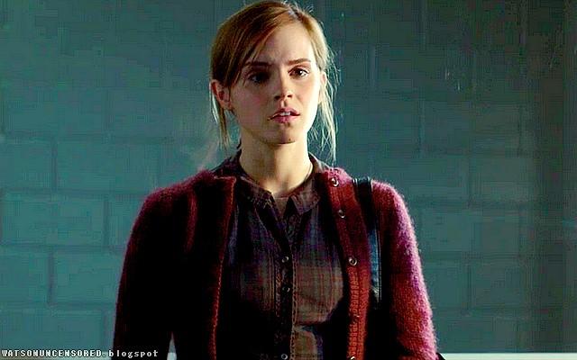 Emma watson regression scene