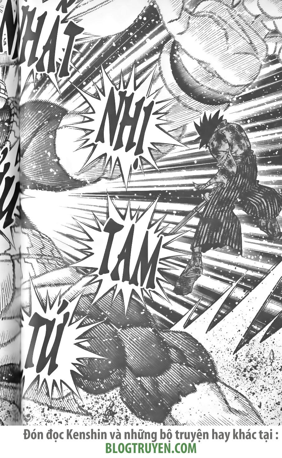 Rurouni Kenshin chap 225 trang 16