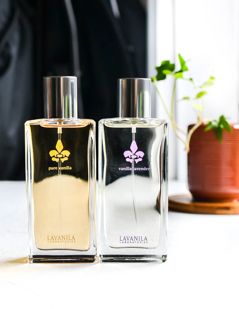 Lavanila Perfumes - Pure Vanilla and Vanilla Lavender - Fragrance Review