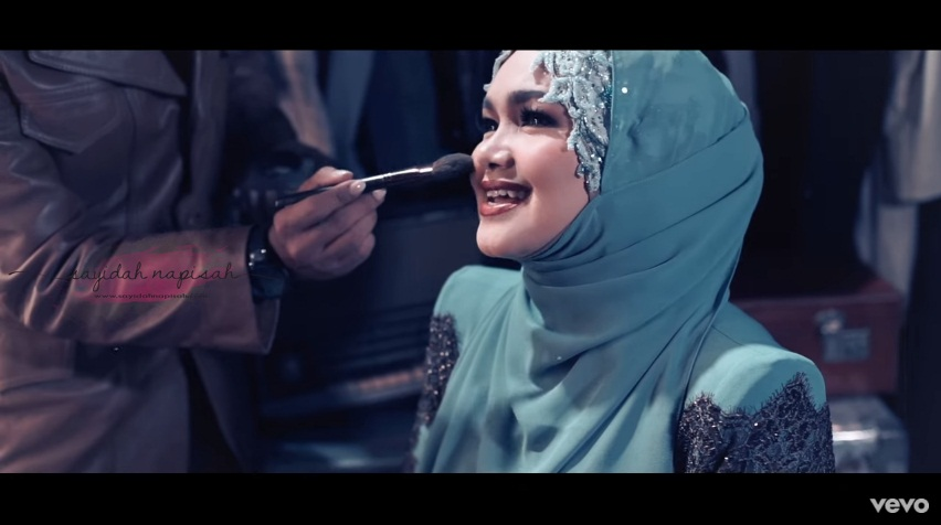 Mesej Akhir Dato Siti Nurhaliza dalam Music Video Bersandar Cinta
