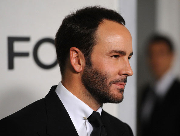 All men should be gay, at least for one night - Tom Ford