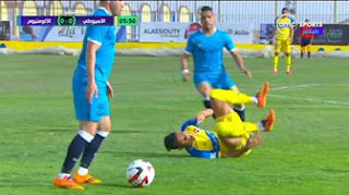 مباراة الاسيوطى vs الألومنيوم في دوري الدرجة الثانية الممتاز ب دوري dmc