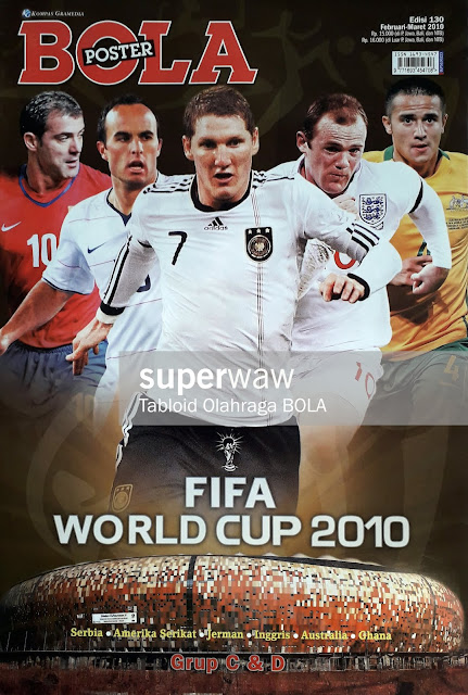 FIFA WORLD CUP 2010 GROUP C & D