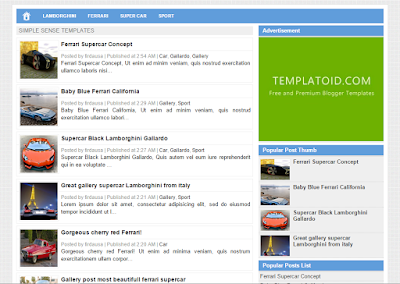 5+ Template Blogger SEO Friendly dan Responsive Abis 17