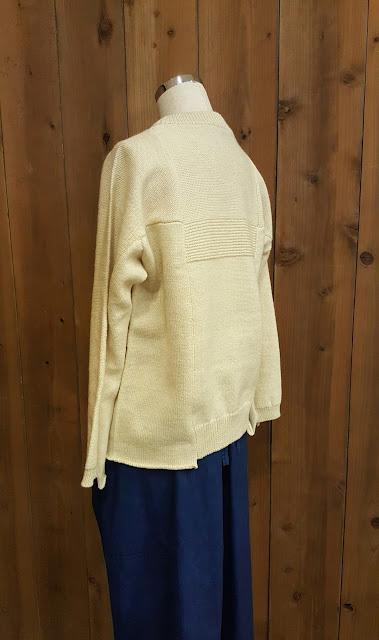 COSMIC WONDER【コズミックワンダー】山岳羊毛のニットセーター