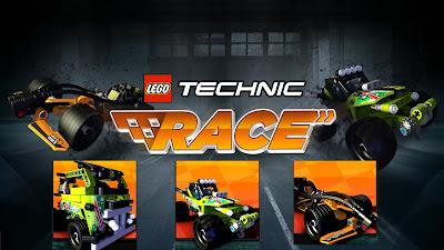 Lego Pull-Back Racer 2.0