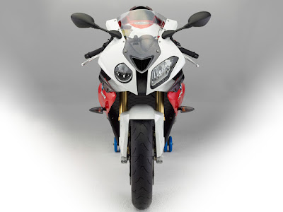 BMW S1000RR Front view picture