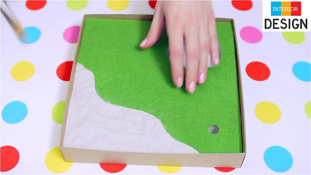 DIY Miniature Golf Zen Garden 32