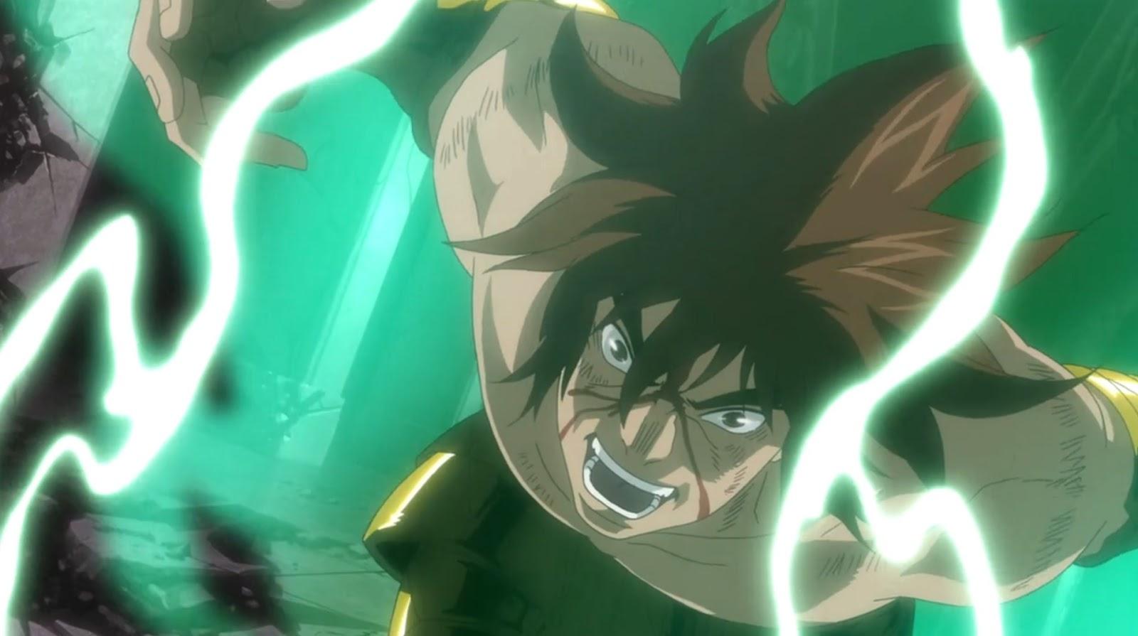 Saint Seiya: The Lost Canvas Episodio 26 Dublado Final