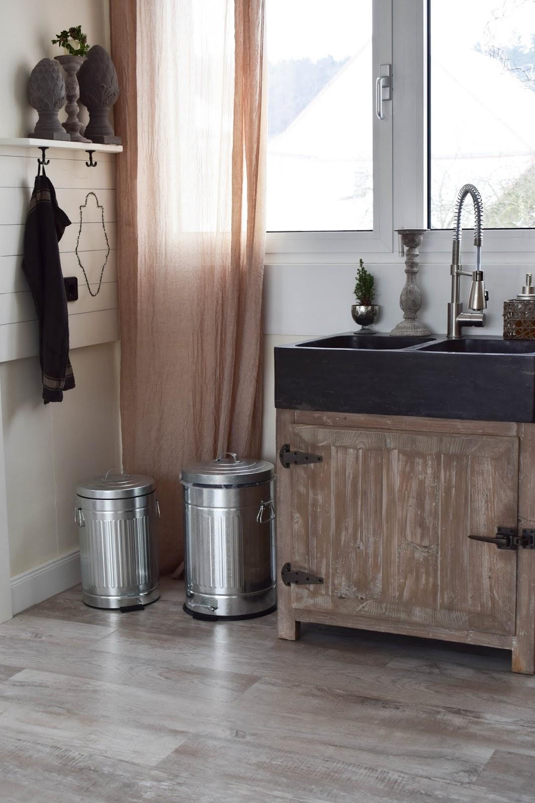 Küche: Ideen zur Einrichtung im Landhausstil. Einrichten, Deko und tolle Aufbewahrung