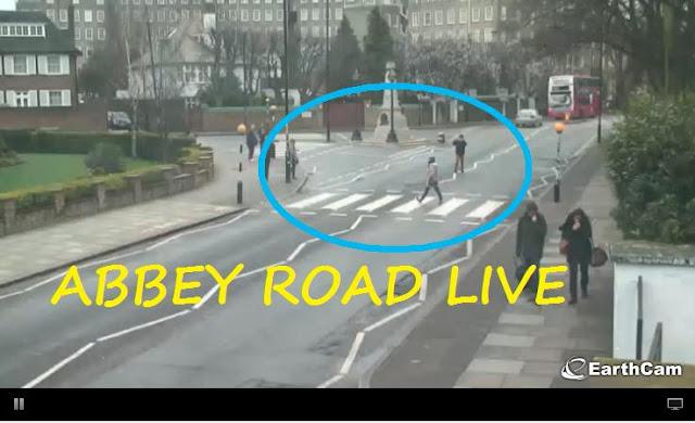english pío 6 abbey road crossing cam live