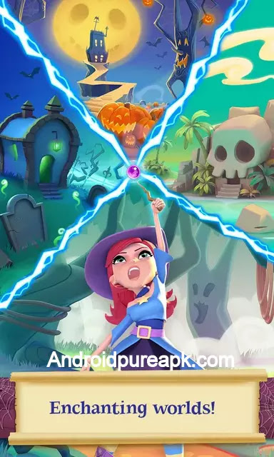 Bubble Witch 2 Saga Apk Download Mod+Hack