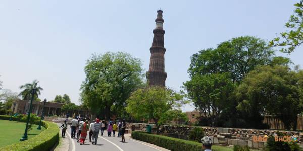 क़ुतुब मीनार, दिल्ली, Qutub Minar, Delhi
