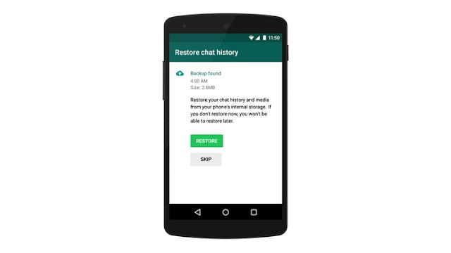 Cara Mengembalikan Chat WhatsApp saat Ganti Handphone: Copy WhatsApp Chat History ke HP baru